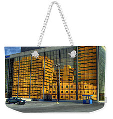 Gold In The Bank Weekender Tote Bag