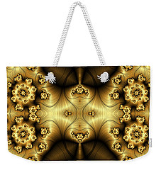 Gold N Brown Phone Case Weekender Tote Bag