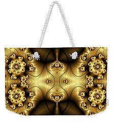 Gold N Brown Phone Case Weekender Tote Bag