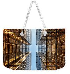 Gold Rush, Hong Kong Weekender Tote Bag