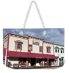 Gold Rush Town Weekender Tote Bag