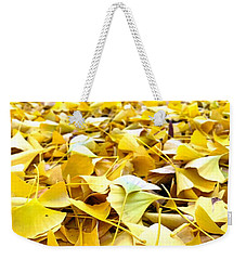 Gold Strike Weekender Tote Bag