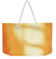 Weekender Tote Bag featuring the photograph Gold Toner by Craig J Satterlee