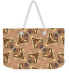 Golden Arrowheads Weekender Tote Bag