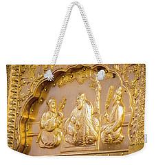 Golden Art At Sri Harmandir Sahib Weekender Tote Bag