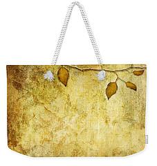 Golden Branch Of Hope  Weekender Tote Bag