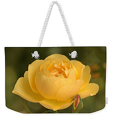 Golden Breath Weekender Tote Bag
