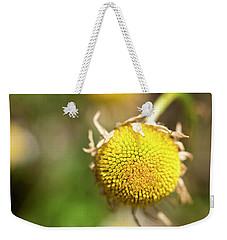 Golden Burst Weekender Tote Bag