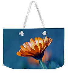 Golden Conversation Weekender Tote Bag