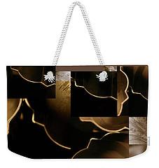 Golden Curves - Weekender Tote Bag