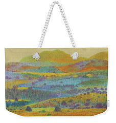 Golden Dakota Day Dream Weekender Tote Bag