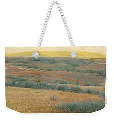 Golden Dakota Horizon Dream Weekender Tote Bag