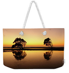 Golden Dawn Weekender Tote Bag