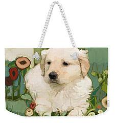 Golden Day Weekender Tote Bag