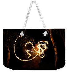 Golden Dragon Weekender Tote Bag