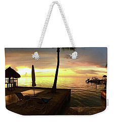 Golden Dream Weekender Tote Bag