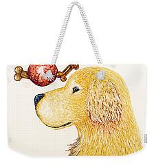 Golden Dreams Weekender Tote Bag