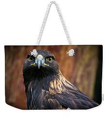 Golden Eagle 1 Weekender Tote Bag