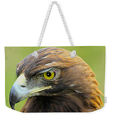 Golden Eagle Weekender Tote Bag