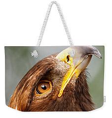 Golden Eagle - Sky Gazer Weekender Tote Bag