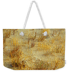 Golden Earthscape Weekender Tote Bag by Ann Johndro-Collins