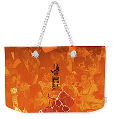 Golden Era Icons Collage 1 Weekender Tote Bag