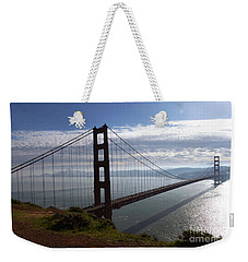 Golden Gate Bridge-2 Weekender Tote Bag