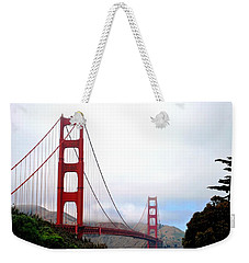 Golden Gate Bridge Full View Weekender Tote Bag