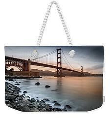 Golden Gate Bridge, San Francisco Weekender Tote Bag