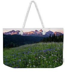 Golden Gates Sunrise Weekender Tote Bag