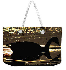 Golden Girl Weekender Tote Bag by Robert McCubbin