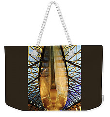 Golden Hull Of Cutty Sark Weekender Tote Bag