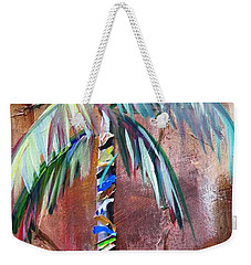 Golden Jasper Palm Weekender Tote Bag