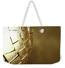 Weekender Tote Bag featuring the photograph Golden Light by Robert Knight