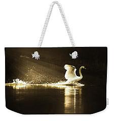 golden Light Weekender Tote Bag by Rose-Marie Karlsen
