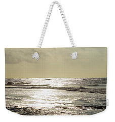 Golden Morning At Folly Weekender Tote Bag