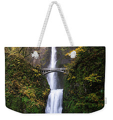 Golden Multnomah Weekender Tote Bag