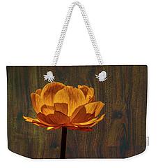 Golden Orange #g0 Weekender Tote Bag by Leif Sohlman