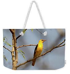 Golden Orioles Weekender Tote Bag