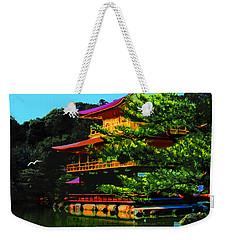 Golden Palace Weekender Tote Bag