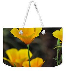 Golden Poppies  Weekender Tote Bag