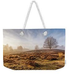 Golden Posbank Weekender Tote Bag