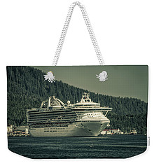 Golden Princess  Weekender Tote Bag by Timothy Latta
