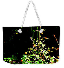 Golden Rose Hips Weekender Tote Bag