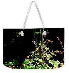 Golden Rose Hips Weekender Tote Bag