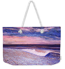 Golden Sea Weekender Tote Bag