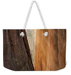 Golden Sequoia Weekender Tote Bag