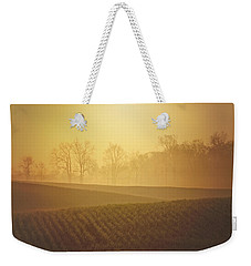 Golden Song Weekender Tote Bag