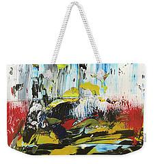 Golden Thoughts Weekender Tote Bag