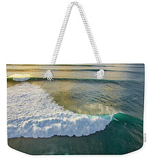 Golden Trails Weekender Tote Bag